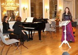 Konzertgala im Kammermusiksaal
