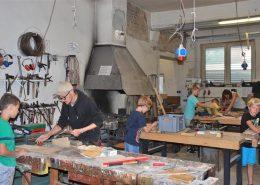 Große Holzwerkstatt